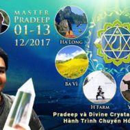 Kim Tự Tháp hân hạnh tài trợ Chương trình Thiền Định cùng Tinh Thể Thánh Linh