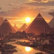 Kim Tự Tháp của vua Khufu, Khafre, và Menkaure