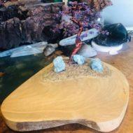 Cây Tài Lộc Đá Phong Thủy Thạch Anh thiên nhiên