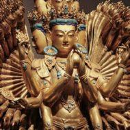 Bộ kinh của Phật Thiên Thủ Thiên Nhãn