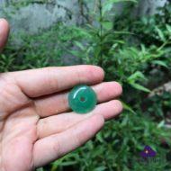 Đồng Điếu Đá Thạch Anh Xanh mang may mắn, tài lộc cho gia chủ