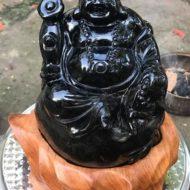 Cách đưa tượng Phật Di Lặc về thờ cúng trên bàn