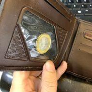 Lịch sử phát hành đồng 1 đô Singapore