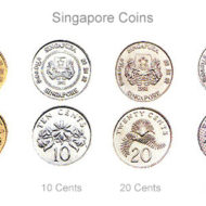 Phương pháp đổi tiền Singapore