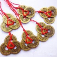 Tiền Xu Tam Tài – Biểu tượng của tài lộc, may mắn và thịnh vượng
