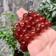 Tiết lộ sự thật: Vòng Thạch Anh Tóc Đỏ chét chắc chắn là nhuộm