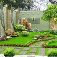 Tư Vấn bài trí sân vườn hợp Phong Thủy cho nhà ở